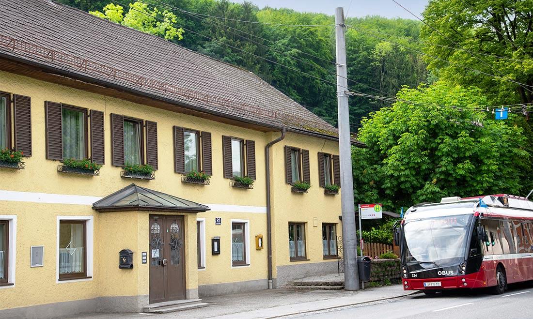 GAsthof Pension Langwied in Salzburg